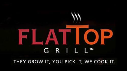 Flat Top Grill logo