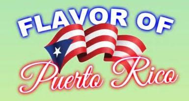 Flavor of Puerto Rico Logo